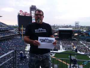 John attended The Who: Moving on - Pop on May 25th 2019 via VetTix