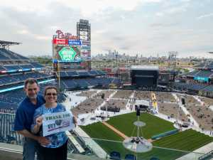 Eileen attended The Who: Moving on - Pop on May 25th 2019 via VetTix