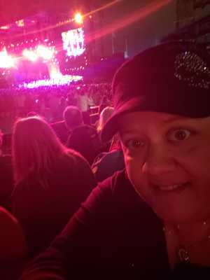 Kimie attended The Who: Moving on - Pop on May 25th 2019 via VetTix