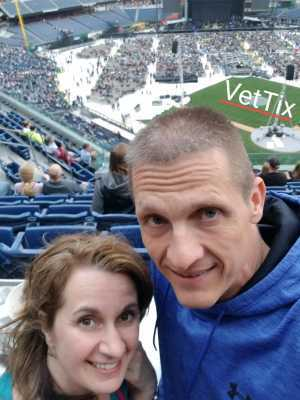 Keith  attended The Who: Moving on - Pop on May 25th 2019 via VetTix