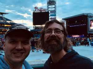 ZACH attended The Who: Moving on - Pop on May 25th 2019 via VetTix