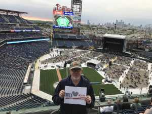 Marvin attended The Who: Moving on - Pop on May 25th 2019 via VetTix