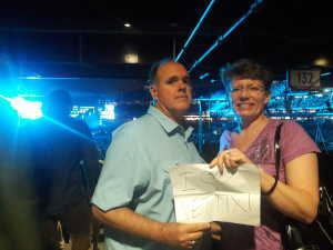 Allison attended The Who: Moving on - Pop on May 25th 2019 via VetTix
