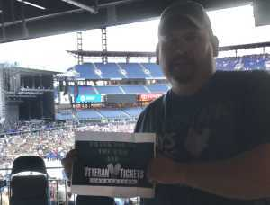 Randy attended The Who: Moving on - Pop on May 25th 2019 via VetTix