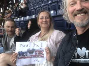 Roger attended The Who: Moving on - Pop on May 25th 2019 via VetTix