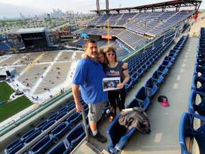 TinaMarie attended The Who: Moving on - Pop on May 25th 2019 via VetTix