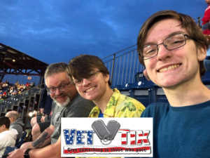 Mike B.  attended The Who: Moving on - Pop on May 25th 2019 via VetTix
