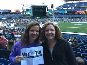 Carl attended The Who: Moving on - Pop on May 25th 2019 via VetTix