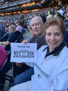 Robert attended The Who: Moving on - Pop on May 25th 2019 via VetTix