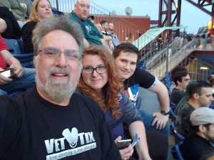 andrew attended The Who: Moving on - Pop on May 25th 2019 via VetTix