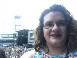 Nichole attended The Who: Moving on - Pop on May 25th 2019 via VetTix