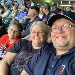 Duane attended Minnesota Twins vs. Tampa Bay Rays - MLB on Jun 26th 2019 via VetTix