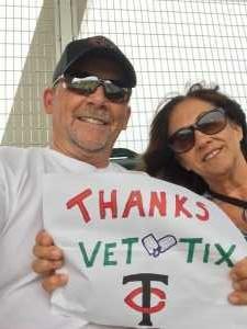 joel attended Minnesota Twins vs. Tampa Bay Rays - MLB on Jun 26th 2019 via VetTix