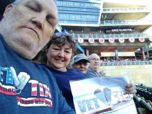 Thomas attended Minnesota Twins vs. Tampa Bay Rays - MLB on Jun 26th 2019 via VetTix