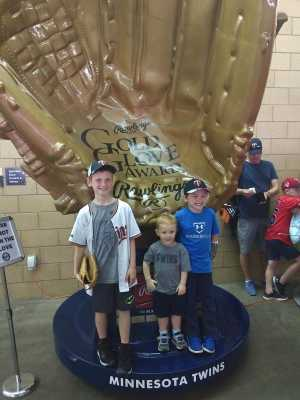Timothy attended Minnesota Twins vs. Tampa Bay Rays - MLB on Jun 26th 2019 via VetTix