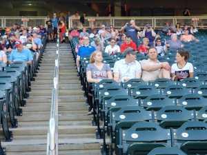 Clarence Zaborowski attended Minnesota Twins vs. Tampa Bay Rays - MLB on Jun 26th 2019 via VetTix