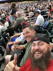 Michael attended Minnesota Twins vs. Tampa Bay Rays - MLB on Jun 26th 2019 via VetTix