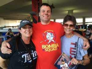 Linsey attended Minnesota Twins vs. Tampa Bay Rays - MLB on Jun 26th 2019 via VetTix
