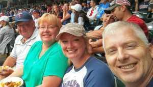 Chad attended Minnesota Twins vs. Tampa Bay Rays - MLB on Jun 27th 2019 via VetTix
