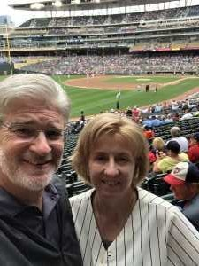 Larry attended Minnesota Twins vs. Tampa Bay Rays - MLB on Jun 27th 2019 via VetTix