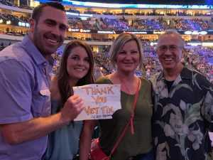 Jordan attended Jeff Dunham: Passively Aggressive - Comedy on Jun 21st 2019 via VetTix