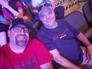 mark attended Jeff Dunham: Passively Aggressive - Comedy on Jun 21st 2019 via VetTix