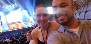Michael attended Jeff Dunham: Passively Aggressive - Comedy on Jun 21st 2019 via VetTix