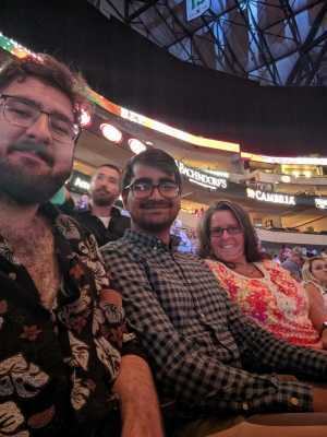 Wendy attended Jeff Dunham: Passively Aggressive - Comedy on Jun 21st 2019 via VetTix