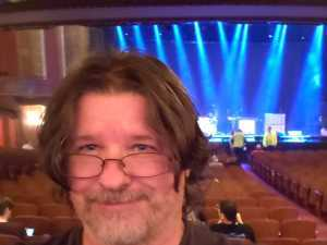 Kim attended Judas Priest on May 22nd 2019 via VetTix