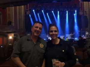 Jessica  attended Judas Priest on May 22nd 2019 via VetTix