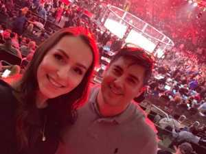 steven attended Bellator 222 - Machida vs. Sonnen - Live Mixed Martial Arts - Presented by Bellator MMA on Jun 14th 2019 via VetTix