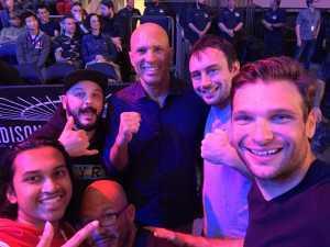 Anthony attended Bellator 222 - Machida vs. Sonnen - Live Mixed Martial Arts - Presented by Bellator MMA on Jun 14th 2019 via VetTix