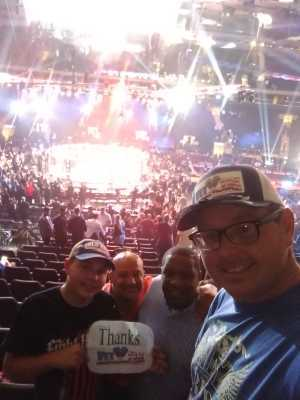 Click To Read More Feedback from Bellator 222 - Machida vs. Sonnen - Live Mixed Martial Arts - Presented by Bellator MMA
