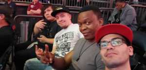 Ronal attended Bellator 222 - Machida vs. Sonnen - Live Mixed Martial Arts - Presented by Bellator MMA on Jun 14th 2019 via VetTix