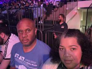 Duane attended Bellator 222 - Machida vs. Sonnen - Live Mixed Martial Arts - Presented by Bellator MMA on Jun 14th 2019 via VetTix