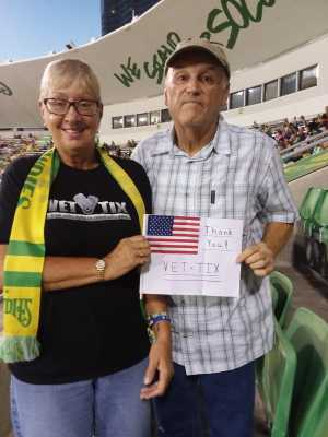 Click To Read More Feedback from Tampa Bay Rowdies vs. Swope Park Rangers - USL