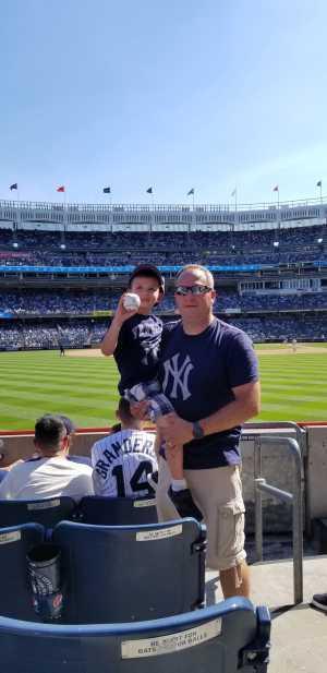 Jason attended New York Yankees vs. Toronto Blue Jays - MLB on Jun 26th 2019 via VetTix