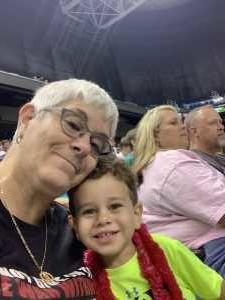 Sandra attended Carolina Cobras vs. Jacksonville Sharks - NAL on Jun 15th 2019 via VetTix