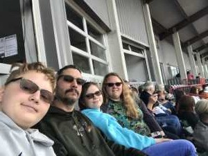 Brooke attended Erie Seawolves vs. Hartford Yard Goats - MiLB - Military Appreciation Night on Jun 14th 2019 via VetTix