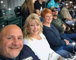 Richard attended Erie Seawolves vs. Hartford Yard Goats - MiLB - Military Appreciation Night on Jun 14th 2019 via VetTix