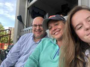 Terry attended Erie Seawolves vs. Hartford Yard Goats - MiLB - Military Appreciation Night on Jun 14th 2019 via VetTix