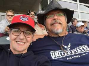 John attended Erie Seawolves vs. Hartford Yard Goats - MiLB - Military Appreciation Night on Jun 14th 2019 via VetTix