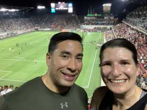 Janet attended DC United vs. Chicago Fire - MLS on May 29th 2019 via VetTix