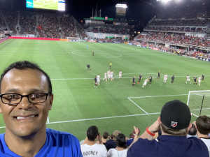 Daniel attended DC United vs. Chicago Fire - MLS on May 29th 2019 via VetTix
