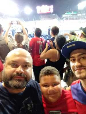 Angel attended DC United vs. Chicago Fire - MLS on May 29th 2019 via VetTix