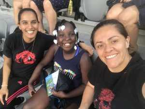 Andrea attended DC United vs. Chicago Fire - MLS on May 29th 2019 via VetTix