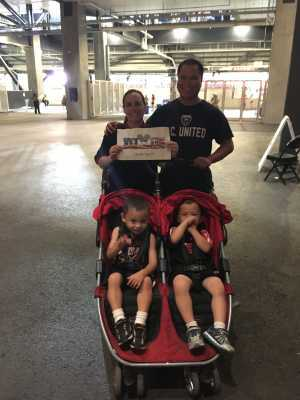 Ian attended DC United vs. Chicago Fire - MLS on May 29th 2019 via VetTix