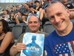 James attended DC United vs. Chicago Fire - MLS on May 29th 2019 via VetTix