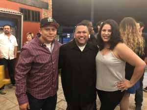 Daniel attended Ralph Figueroa and Friends - Saturday late show, 21+ on Jun 15th 2019 via VetTix