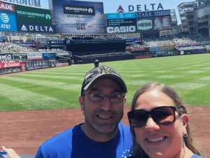 Paul attended New York Yankees vs. San Diego Padres - MLB on May 27th 2019 via VetTix